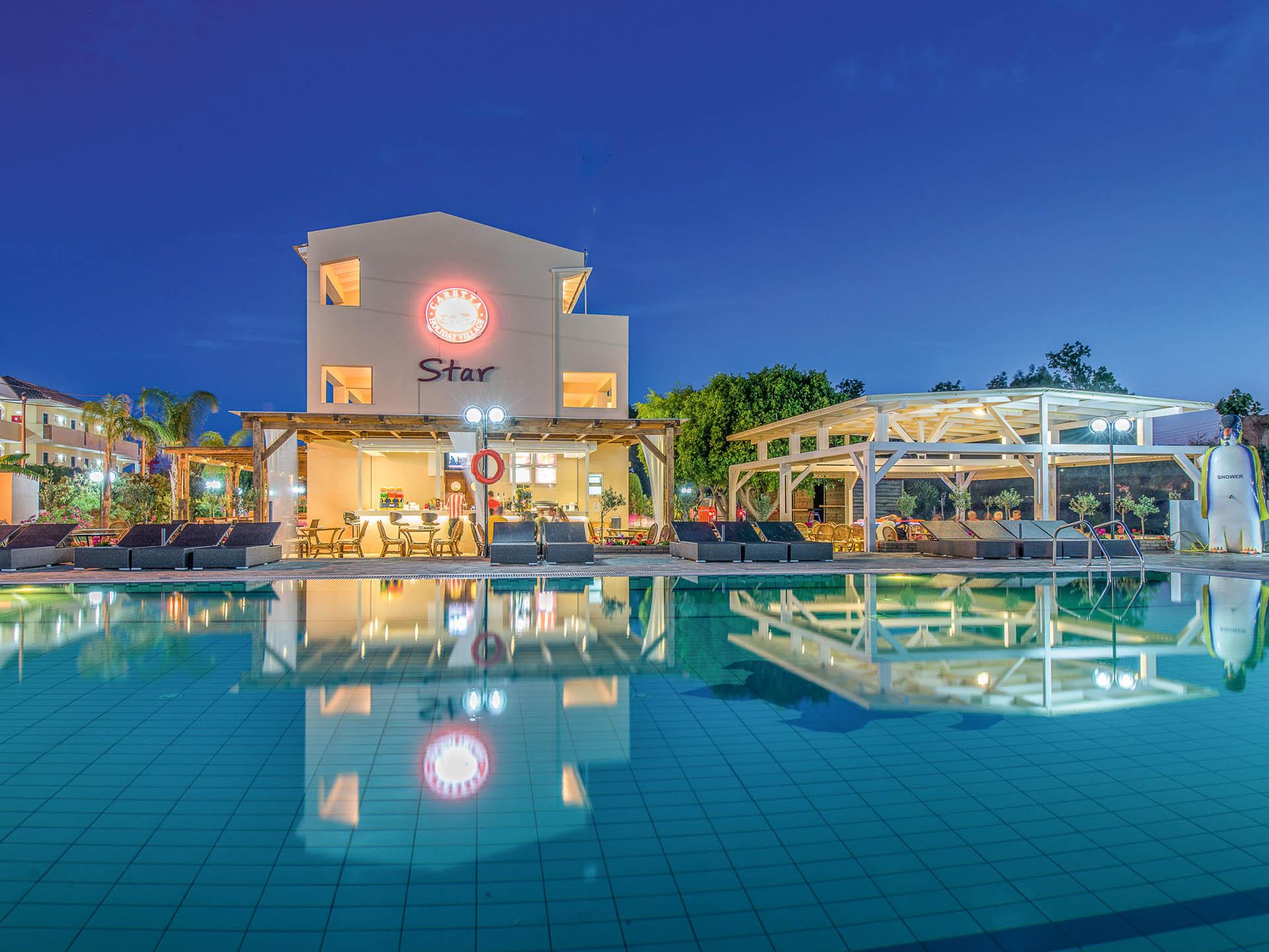 Hotel Caretta Star