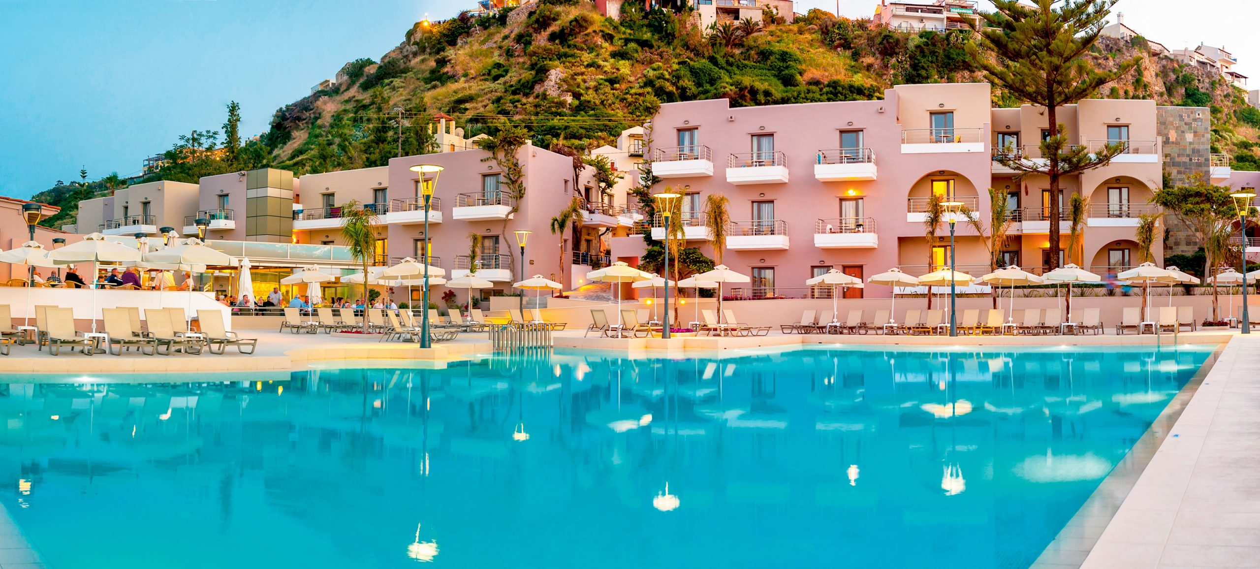 Hotel Platanias Village