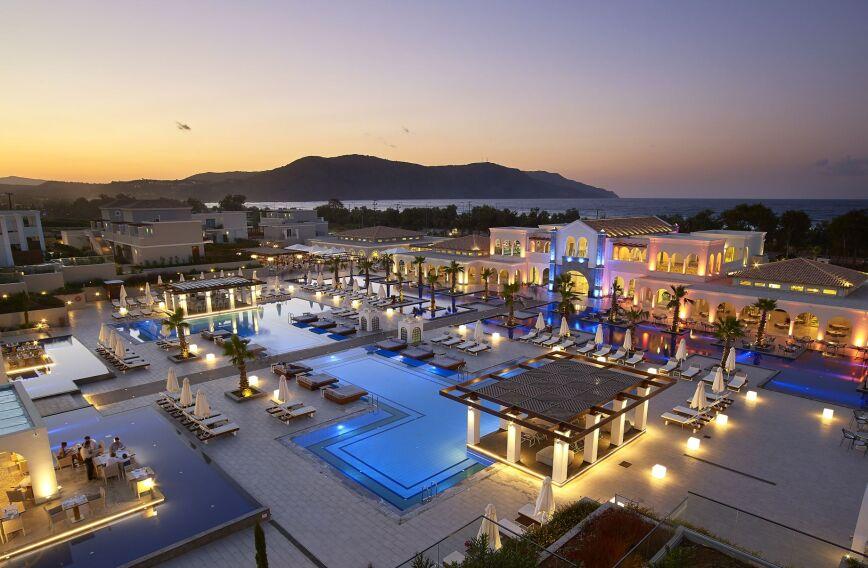 Anemos Luxury Grand Resort Hotel
