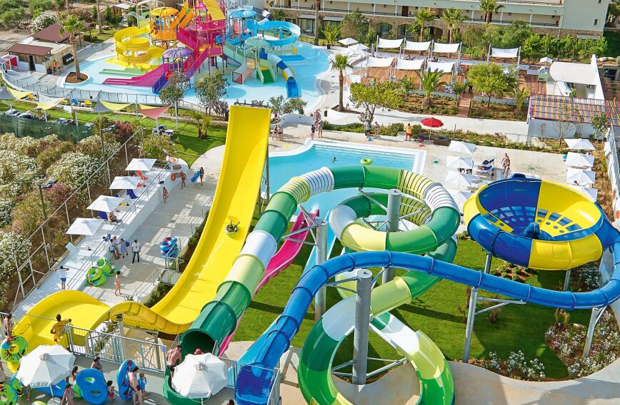 TUI KIDS CLUB Grecotel Marine Palace & Aqua Park