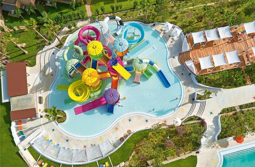 TUI KIDS CLUB Grecotel Casa Marine & Aqua Park