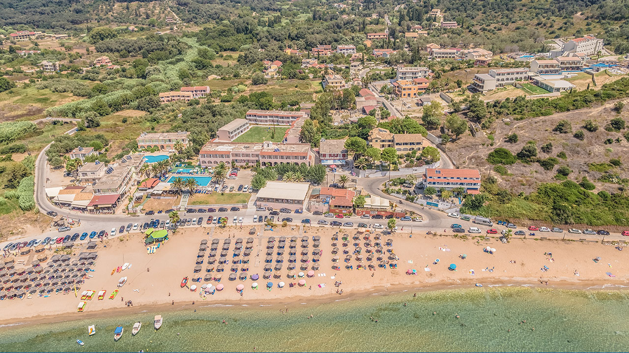 Hotel Alkyon Beach