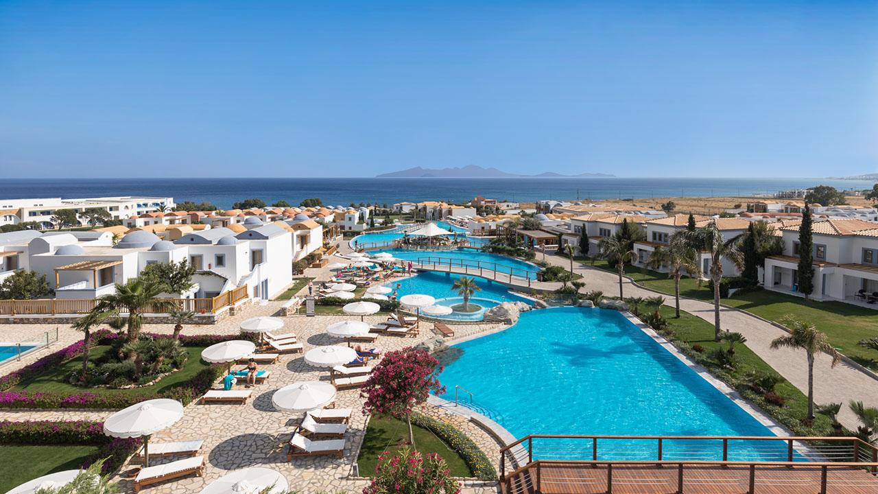 Hotel Mitsis Blue Domes Resort