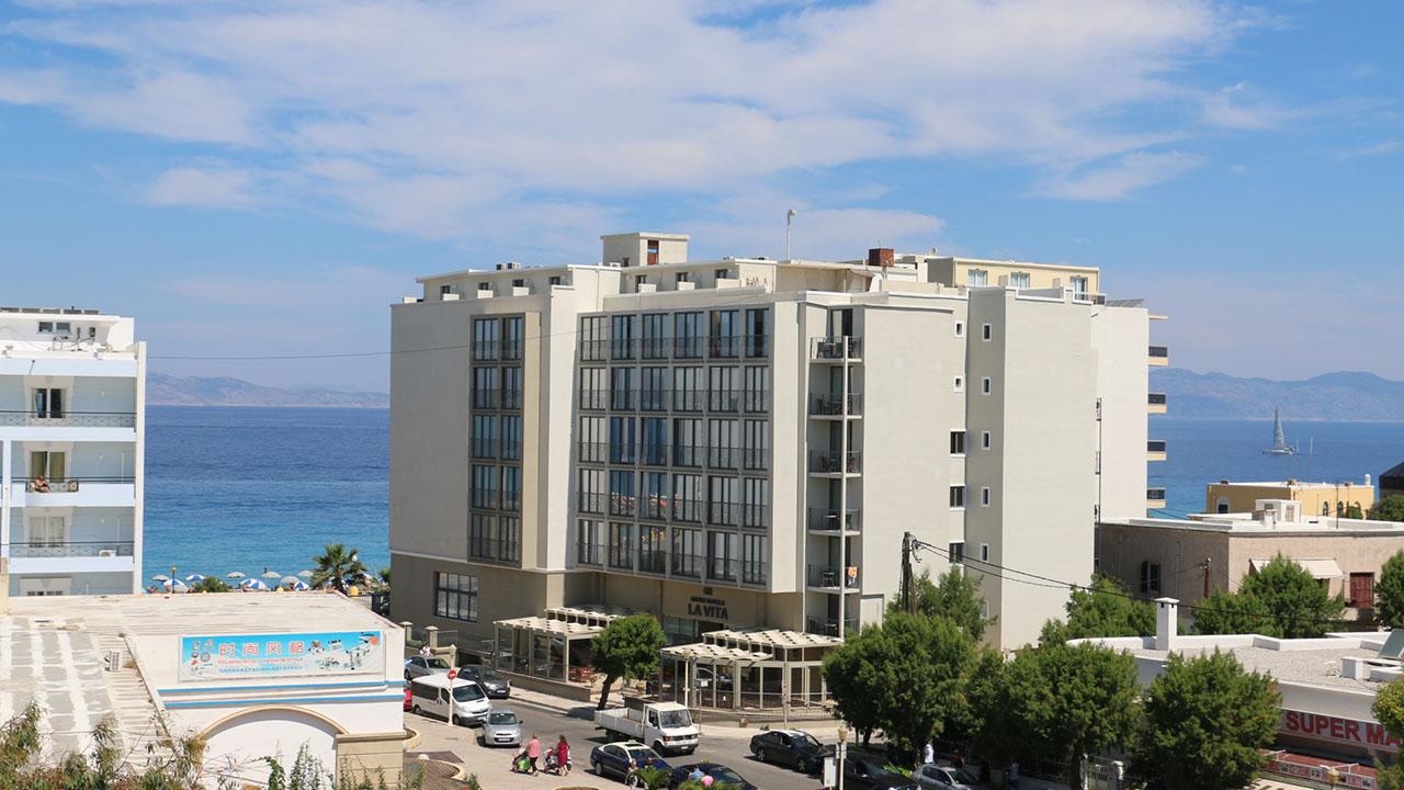 Hotel Mitsis La Vita