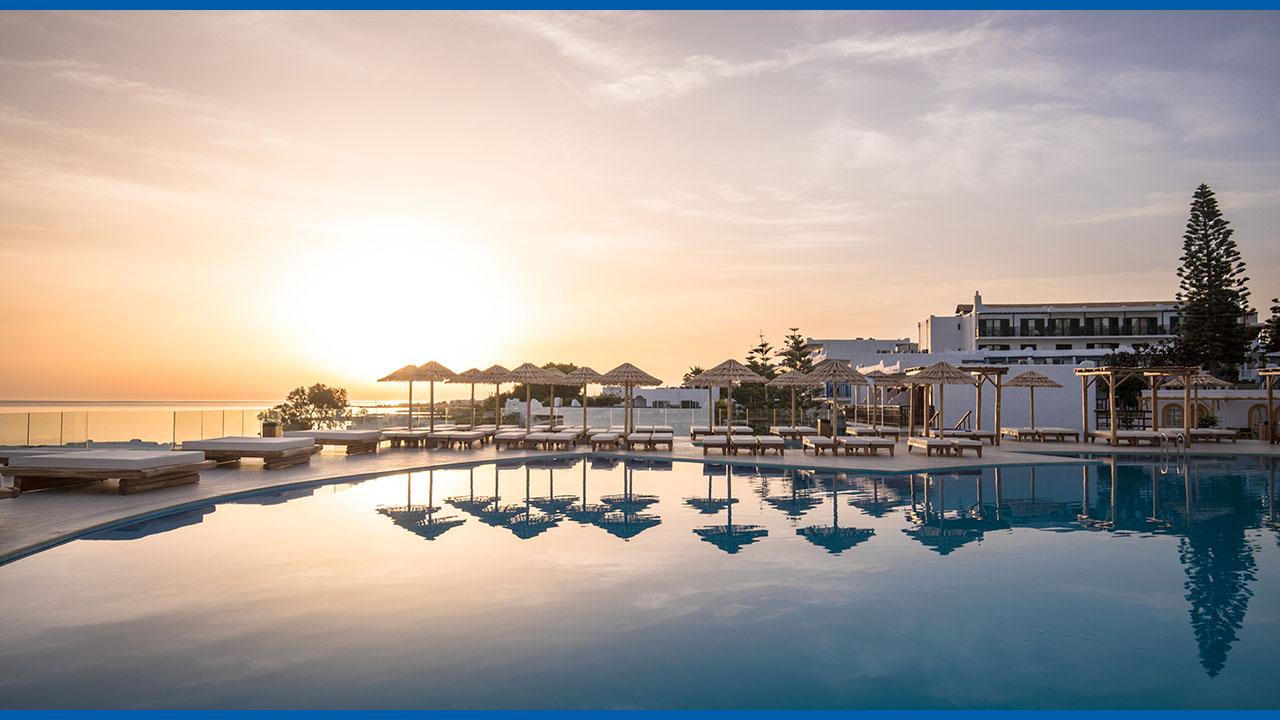 Hotel Mitsis Rinela Beach Resort and Spa