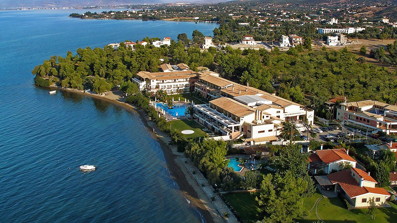 Hotel Negroponte Eretria