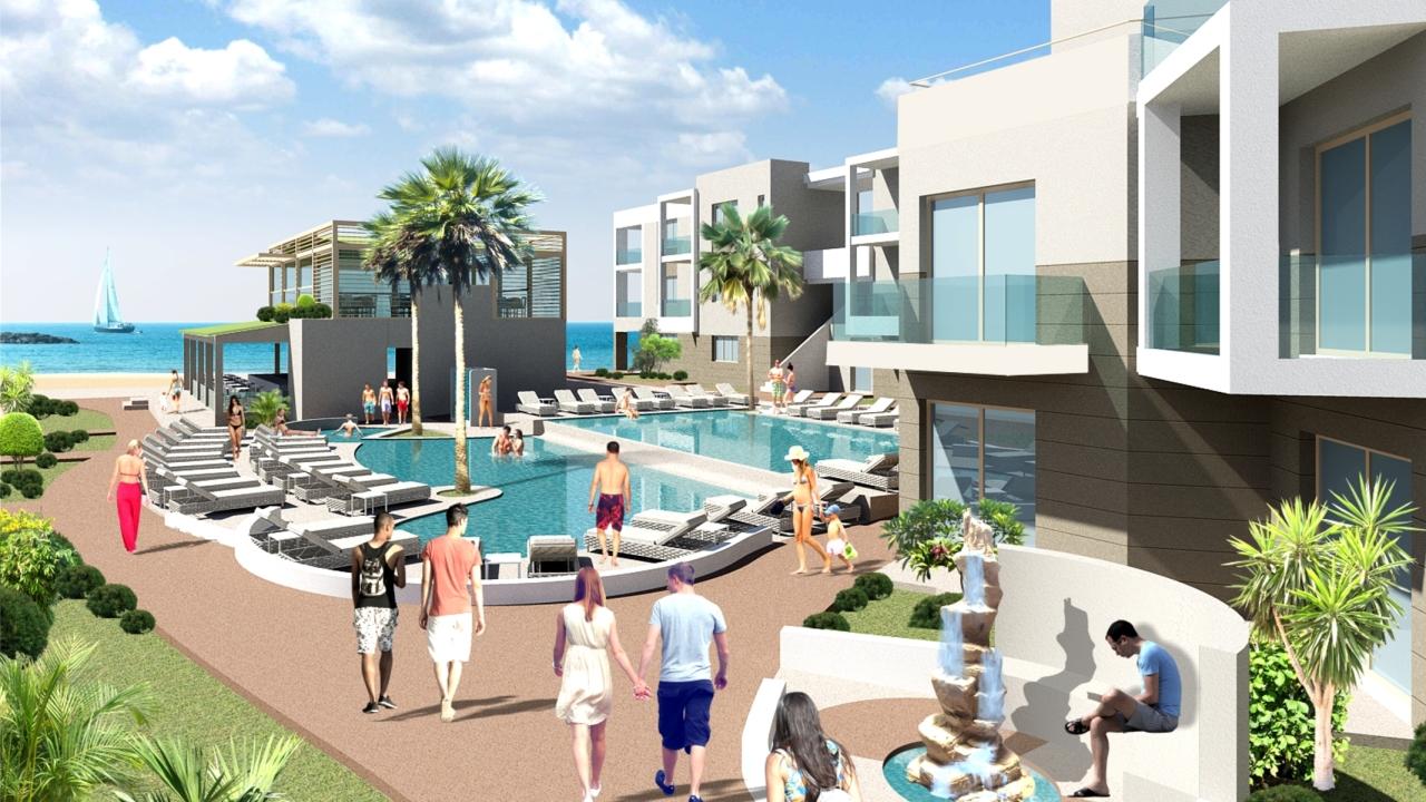 Hotel Porto Platanias Beach Luxury Selec