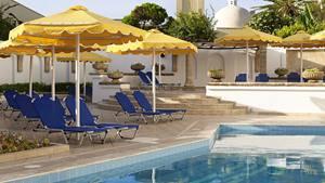 Hotel Mitsis Petit Palais Beach Hotel